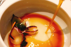 consomme-dish